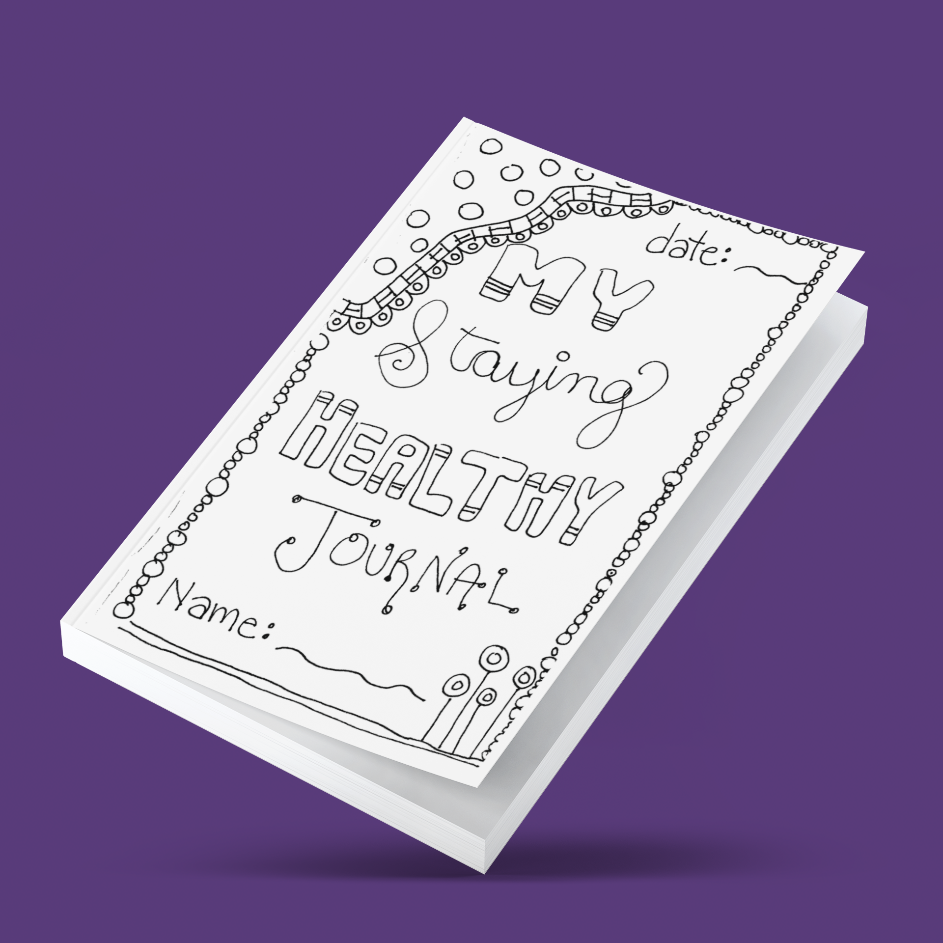 My Staying Healthy Journal 2